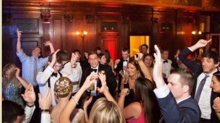 Boston Public Library Weddings