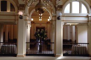 Providence Public Library Wedding