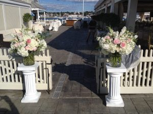 Regatta Place Newport RI Wedding